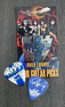 KISS Sonic Boom Europe Tampere 061010 Guitar Pick Paul Stanley