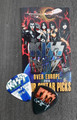 KISS Sonic Boom Europe Tampere 061010 Photo Guitar Pick Paul Stanley