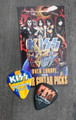 KISS Sonic Boom Europe Stockholm 061210 Photo Guitar Pick Gene Simmons