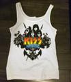 KISS Kruise III Womens Juniors Tank Shirt
