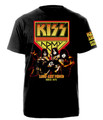 KISS Army Loud and Proud 2012 Mens Tshirt