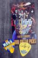 KISS Sonic Boom Europe Malmo 061310 Guitar Pick Paul Stanley