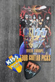 KISS Sonic Boom Europe Malmo 061310 Photo Guitar Pick Paul Stanley