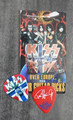 KISS Sonic Boom Europe Oslo 061410 Guitar Pick Paul Stanley