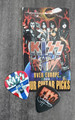 KISS Sonic Boom Europe Oslo 061410 Photo Guitar Pick Gene Simmons
