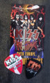 KISS Sonic Boom Aalborg 061610 Photo Guitar Pick Paul Stanley