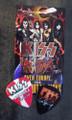 KISS Sonic Boom Aalborg 061610 Photo Guitar Pick Paul Stanley
