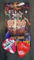 KISS Sonic Boom Aalborg 061610 Guitar Pick Gene Simmons