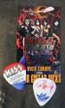 KISS Sonic Boom Arnhem 061810 Guitar Pick Paul Stanley