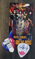 KISS Sonic Boom Clisson 062010 Guitar Pick Paul Stanley