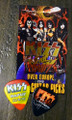 KISS Sonic Boom Madrid 062210 Photo Guitar Pick Gene Simmons