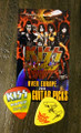 KISS Sonic Boom Madrid 062210 Guitar Pick Paul Stanley