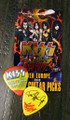 KISS Sonic Boom Barcelona 062410 Guitar Pick Paul Stanley