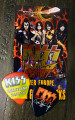 KISS Sonic Boom Barcelona 062410 Photo Guitar Pick Paul Stanley