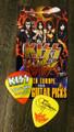KISS Sonic Boom Barcelona 062410 Guitar Pick Gene Simmons