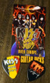 KISS Sonic Boom Dessel 062710 Photo Guitar Pick Paul Stanley