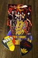 KISS Sonic Boom Dessel 062710 Guitar Pick Gene Simmons