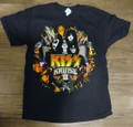 KISS Kruise II I Was There Tshirt