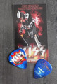 KISS Hottest Show on Earth Minot 072410 Gene Simmons Guitar Pick