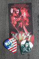 KISS Hottest Show on Earth Minot 072410 Gene Simmons Photo Guitar Pick
