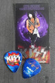 KISS Hottest Show on Earth Minot 072410 Paul Stanley Guitar Pick