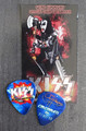 KISS Hottest Show on Earth Cincinnati 073010 Gene Simmons Guitar Pick