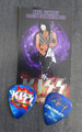 KISS Hottest Show on Earth Cincinnati 073010 Paul Stanley Guitar Pick