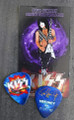 KISS Hottest Show on Earth Hershey 073110 Paul Stanley Guitar Pick