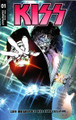 KISS The End Issue 1 Indianapolis KISS Expo Variant Cover Comic