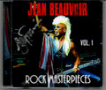 Signed Rock Masterpieces Vol. 1 Jean Beauvoir CD