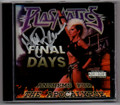 Plasmatics Final Days: Anthems For the Apocalypse Signed by Jean Beauvoir