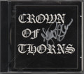 "Crown of Thorns ""The Black CD"" Signed by Jean Beauvoir"