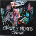 "Crown of Thorns ""Faith"" CD - Autographed by Jean Beauvoir"