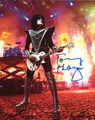 Tommy Thayer Signed Confetti Live Image Photo #10
