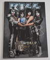 Tommy Thayer Signed KISS KISSWorld Europe Tourbook 2017 Program