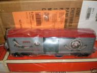 NEW LIONEL 29941 2006 LIONEL RR CLUB CHRISTMAS CAR- S18