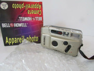 BELL & HOWELL F3-05 35 MM MOTORIZED FILM CAMERA WITH BOX G3