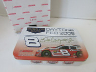 ACTION RACING 109368 DALE EARNHARDT #8 BUDWEISER 2005 MONTE CARLO DIECAST L12