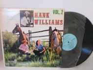 A TRIBUTE TO HANK WILLIAMS VOL. 2 BY SLIM BOYD RECORD ALBUM #130 L114D