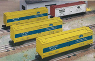 LIONEL - 21770 SET OF FOUR PHENOLIC CAST REEFERS - 0/027- LN- BOXED - S24