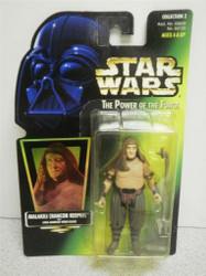 KENNER STAR WARS FIGURE- THE POWER OF THE FORCE- MALAKILI- NEW- SH