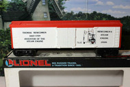 LIONEL - 19506 THOMAS NEWCOMEN INVENTOR SERIES REEFER - 0/027 - NEW- J1