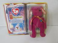 TY BEANIE BABIES MILLENNIUM THE BEAR - CARDED 1999 LOT-B39