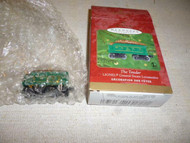 HALLMARK LIONEL GENERAL TENDER- NEW- FREE CONTIGUOUS U.S. SHIPPING- HOBBIES S1