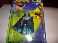 VINTAGE FIGURE- NEW ON THE CARD -THE SHADOW- AMBUSH SHADOW- MINT- L179