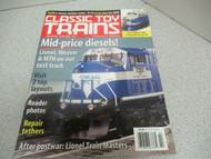 CLASSIC TOY TRAINS MAGAZINE- FEB. 2005- EXC- W10