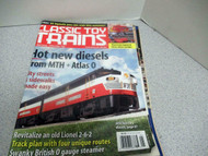 CLASSIC TOY TRAINS MAGAZINE- MAY 2005- FAIR - W10