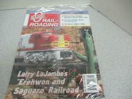 O GAUGE RAILROADING MAGAZINE- APRIL 2005- NEW - W10