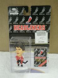 NHLPA HEADLINERS- SIGNATURE SERIES- JOE SAKIC- NEW ON THE CARD HOCKEY L148