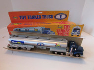 1994 SUNOCO TOY TANKER TRUCK COLLECTORS EDITION SOUNDS LIGHTS NIB LotD